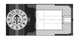 accessori per stampi CC/IC per stampi