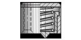 accessori per stampi FCC per stampi