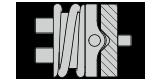 accessori per stampi T1892/ T1893 per stampi