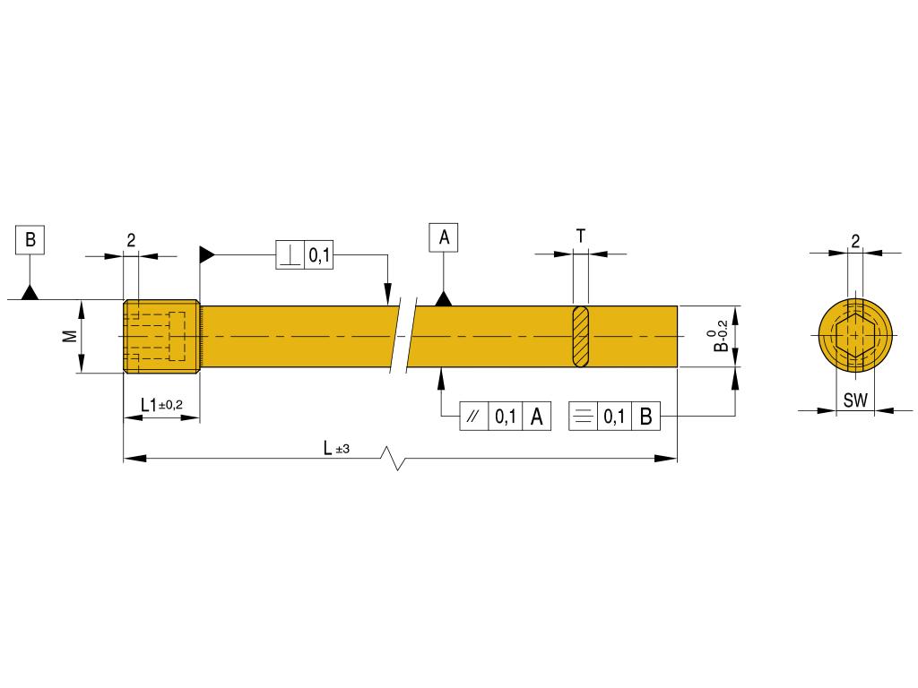 raffreddatori in ottone BB METRICO