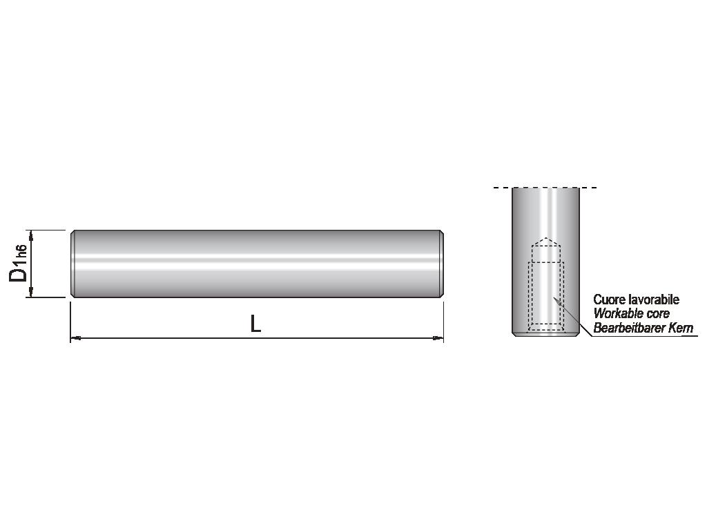 barre per scorrimento lineare BRT