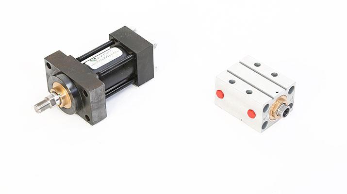 Cilindri idraulici compatti a doppio effetto in alluminio ad alta resistenza   cilindri-idraulici-compatti
