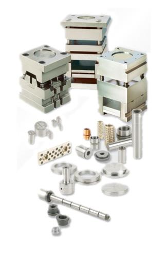 componenti normalizzati e accessori stampi di qualità
